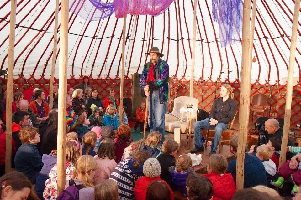 Peter Storyteller
