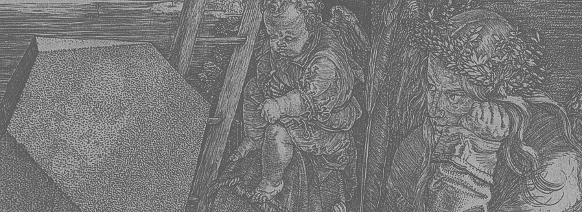 Dürer's Melencolia I and the Seven Lively Arts